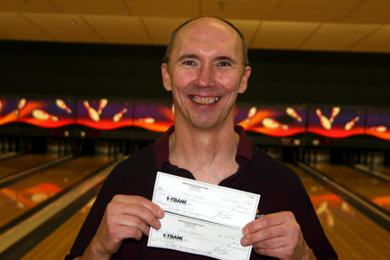 AMF ARVADA LANES MASTERS CHAMPION SEPTEMBER 7, 2008