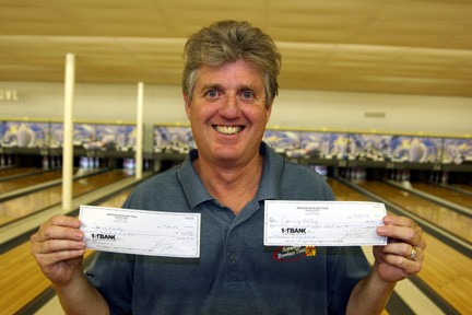 WESTERN BOWL MASTERS CHAMPION JULY 20, 2008