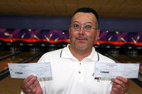 AMF BROADWAY LANES MASTERS CHAMPION JUNE 15, 2008