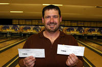 HOLIDAY LANES CLASSIC CHAMPION JULY 27, 2008