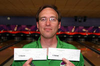 AMF BROADWAY LANES CLASSIC CHAMPION JUNE 15, 2008